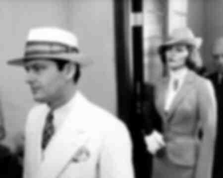 Jack Nicholson et Faye Dunaway - Chinatown
