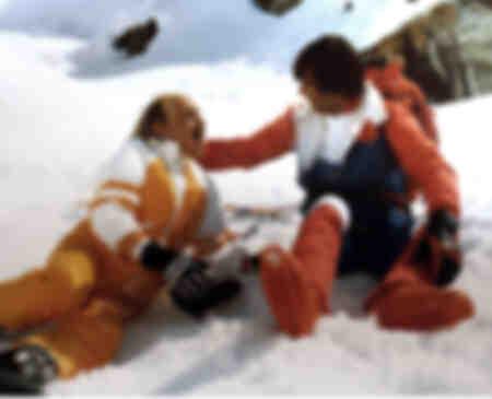 Jean-Claude Duss et Popeye