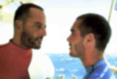 Jean Marc Barr and Jean Reno-Le grand bleu