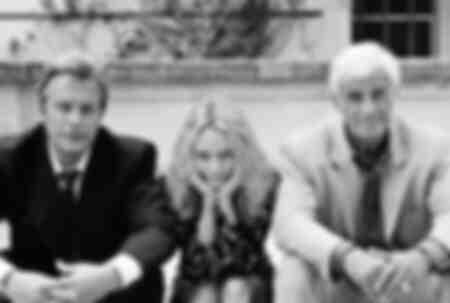 Jean Paul Belmondo Vanessa Paradis e Alain Delon