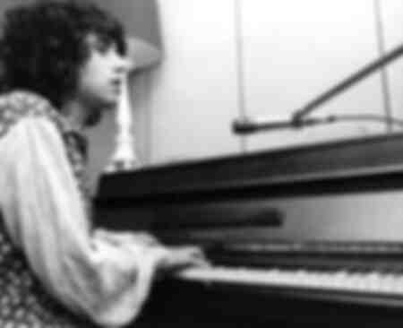 Julien Clerc au piano