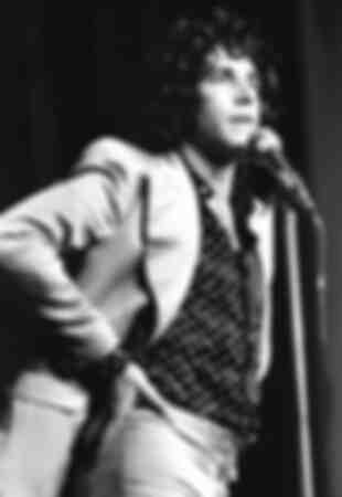 Julien Clerc en concert en 1973