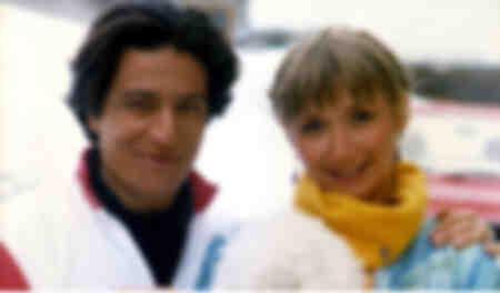 Marie-Anne Chazel et Christian Clavier