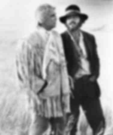 Marlon Brando et Jack Nicholson