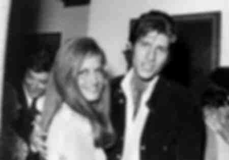 Mike Brant and Dalida