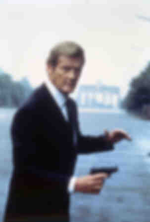 Roger Moore - Octopussy