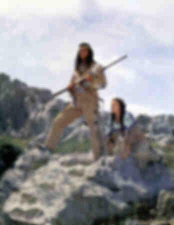 Winnetou I 1964