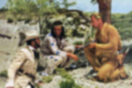 Winnetou II 1964