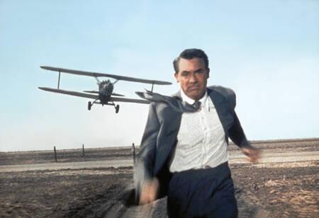 Cary Grant - La mort aux trousses