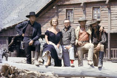 Les acteurs du film Il était une fois dans l Ouest