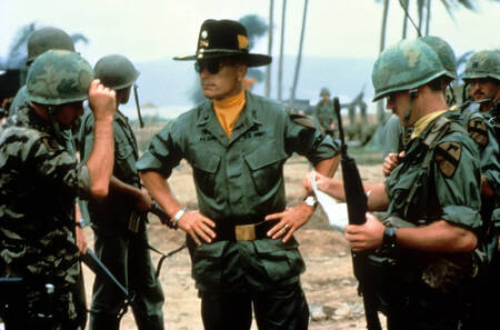 Robert Duvall - Apocalypse now - 1979