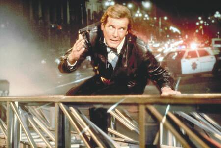 Roger Moore - Dangerously Yours