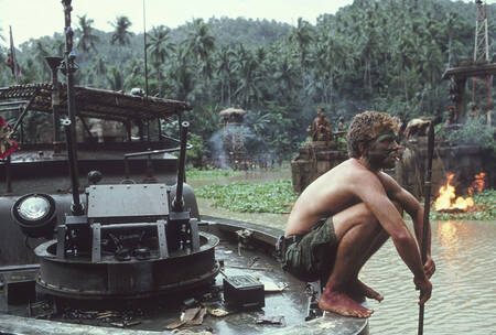 Sam Bottoms - Apocalypse now - 1979