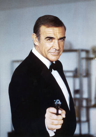 Sean Connery - Never Never Again