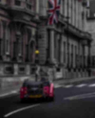 London - Vintage bil