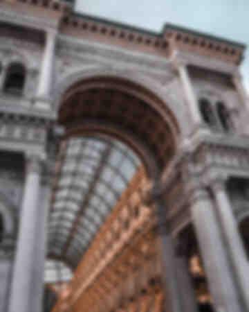 Mailand - Galleria Vittorio Emanuele II - 3