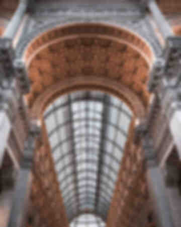Milano - Galleria Vittorio Emanuele II - 4