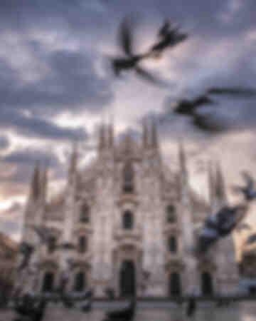 Milano - Il Duomo 1