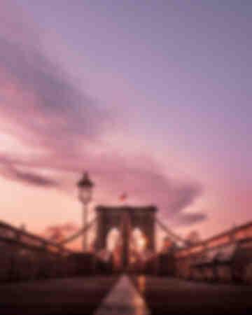 New York City - Brooklyn Bridge 4