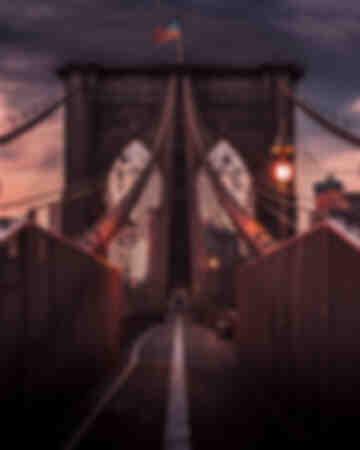 New York - Brooklyn Bridge 6