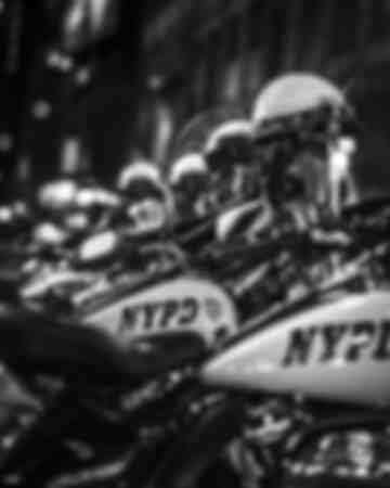 New York City - Motorcycle NYPD 2