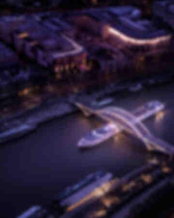 Paris - Fly boat