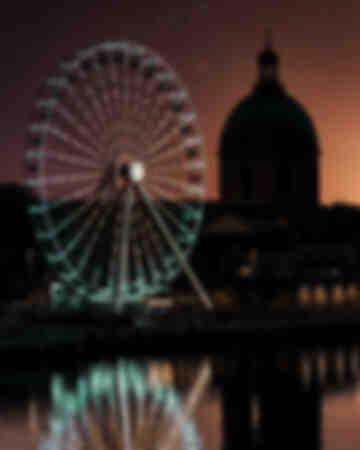 Toulouse - Dome de la Grave
