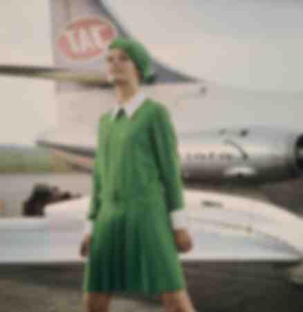 DDR-miniklänning för kvinnamode