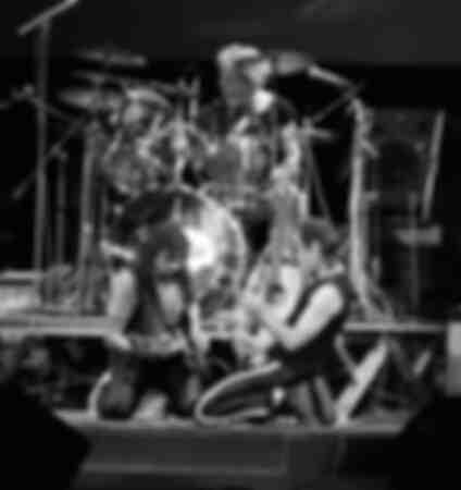 GDR Udo Lindenberg guest performance in the GDR