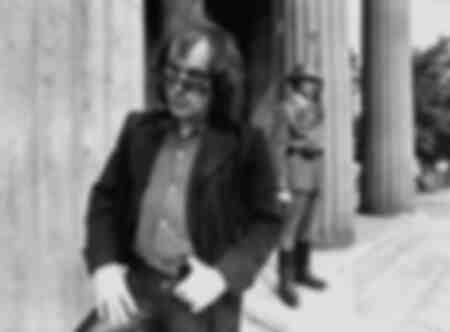 Udo Lindenberg foto från 1977