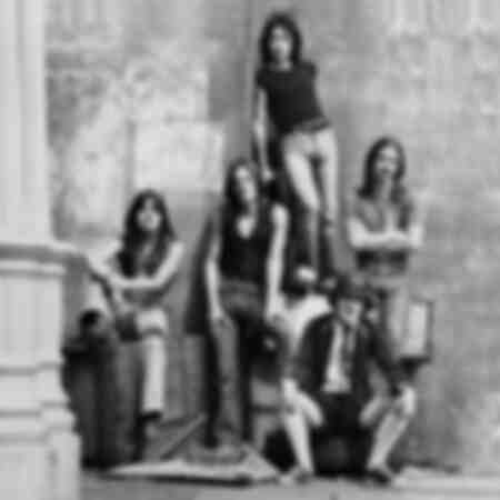 AC/DCC First photoshoot in UK 1976