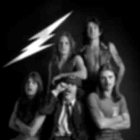 AC DC Studio Shoot au Royaume-Uni 1976