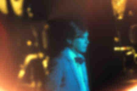 Bryan Ferry Filming in Rome 1982