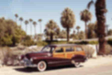 Buick Woody Station Wagon