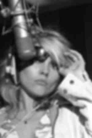 Debbie Harry recording Parallel Lines New York 1978