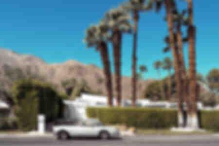 Facel Vega in Palm Springs, Kalifornien USA