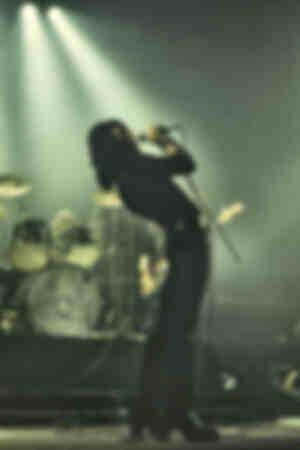 Freddie Mercury at The Rainbow 1974