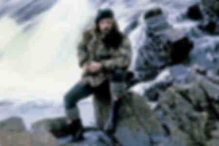 Ian Anderson of Jethro Tull in Scotland 1979