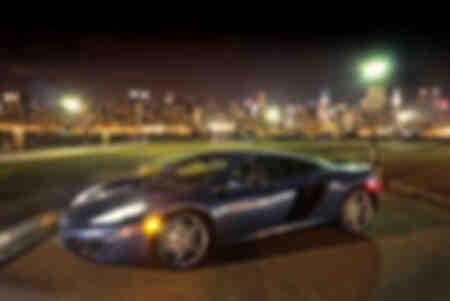 McLaren Supercar in New York