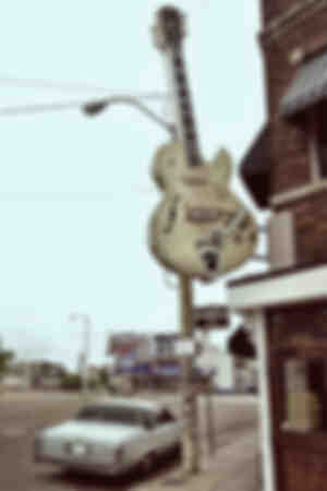 Sun Records Memphis Tennessee USA