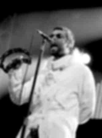 Oasis Glastonbury Festival