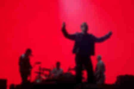 U2 Bono, The Edge, Larry Mullen Jr., Adam Clayton