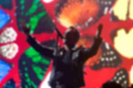 Bono U2 Glastonbury 3