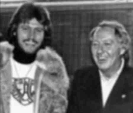 Barry Gibb-Robert Stigwood