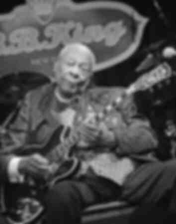 BB King In Concert