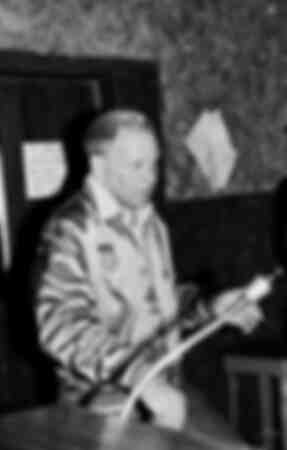 Frank Sinatra dans le studio 1977