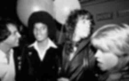 Michael Jackson Studio 54