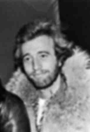 Portrait de Robin Gibb Les Bee Gees