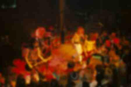 Guns N Roses beim Troubadour 1985