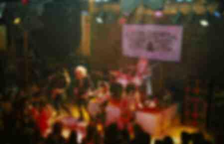 Guns N Roses en el Troubadour 4 de enero de 1986 My Michelle se presentó por primera vez esa noche.